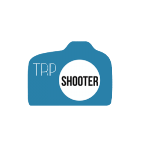 TripShooter Destination Photographer Logo Europe
