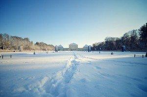 Munich under snow in winter - seasonal photo by TripShooter Vacation Photographer Anette Gottlicher