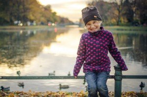 Amazing natural vacation photos of kids on holidays in Germany Europe