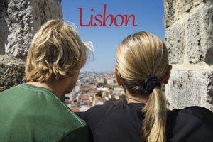 Vacation Photographer Lisbon Button