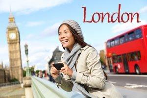 Vacation Photographer London Button