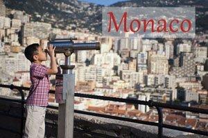 TripShooter Vacation Photographer Monaco Button