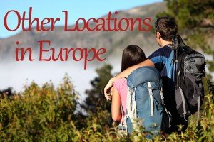 Vacation Photographer Europe Locations Button