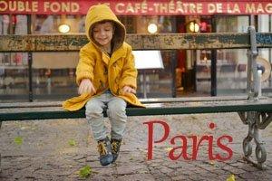 Vacation Photographer Paris Button