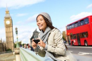 Vacation Photographer London header