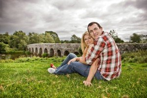 Romantic Irish couple portraits by TripShooter Vacation Photographer in Dublin Dawid Zydorek