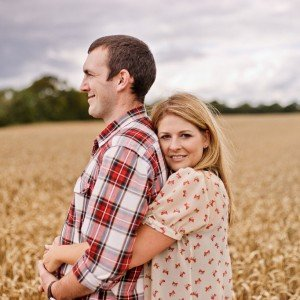 Romantic Irish couple portraits by TripShooter Honeymoon Photographer in Dublin Dawid Zydorek