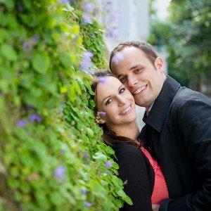 Surprise marriage proposal in Paris photographer