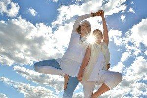 Yoga Vacation Photos