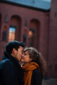 Romantic photos in Stockholm with a Stockholm photographer