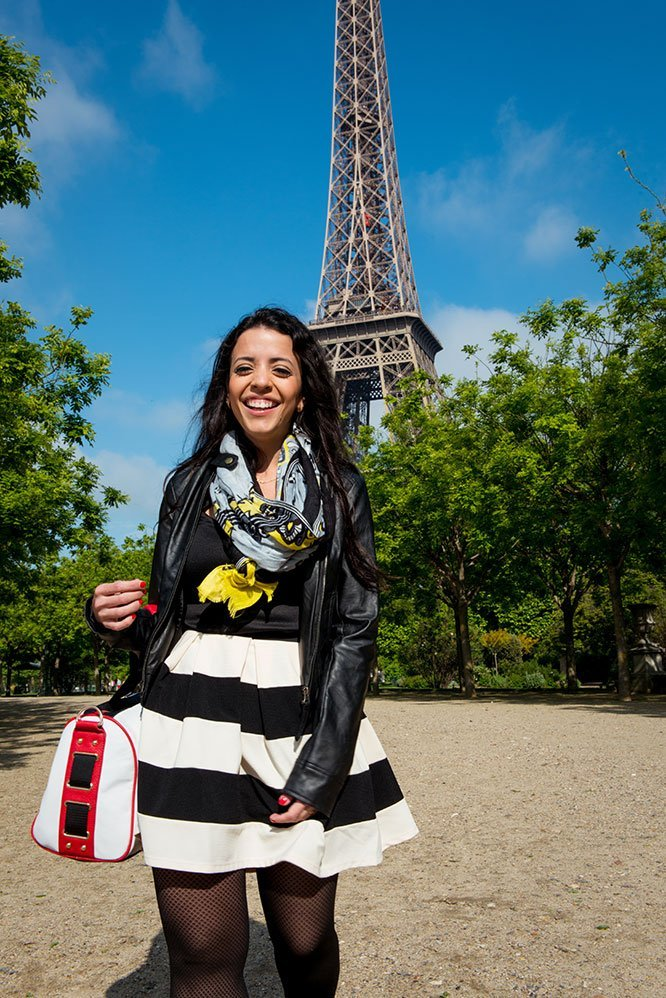 Paris Springtime Photo Session sfw