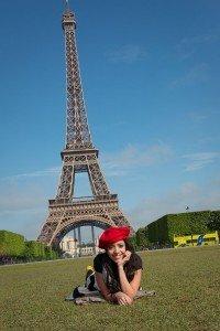 TripShooter Paris Springtime Photo Session Eiffel Tower