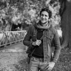 Portrait of Christian Perona Photographer in Paris