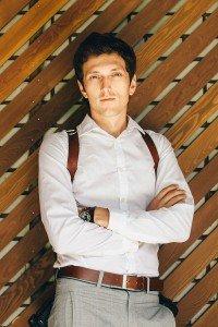 Portrait of Konstantin Eremeev, TripShooter photographer in St Petersburg