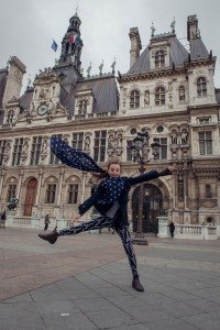 Paris Jump! by TripShooter Vacation Photographer in Paris