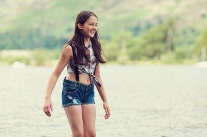 Girl on vacation by Ewa Wijita TripShooter Edinburgh Photographer