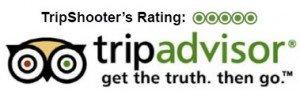 TripAdvisor 5 star icon