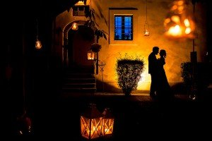 Romantic Rome sillhouette portrait by TripShooter Rome Photographer Alessandro Iasevoli