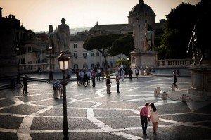 Rome vacation portrait by TripShooter Rome Photographer Alessandro Iasevoli