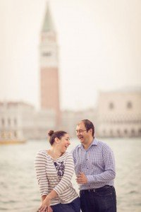 Romantic photo in Venice, Italy by photographer Vito Ancona