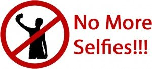 No More Selfies