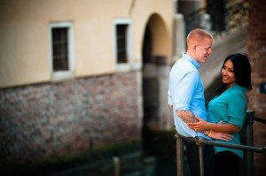 Romantic Italy photos by TripShooter Venice photographer Selene Pozzer