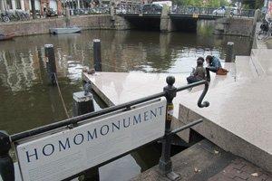 Homomonument, Amsterdam