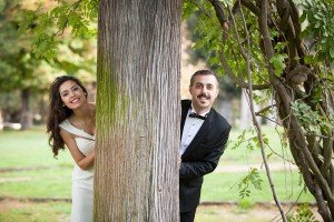 Cute couple loveshoot in Rome by TripShooter Rome photographer Alex Marchese