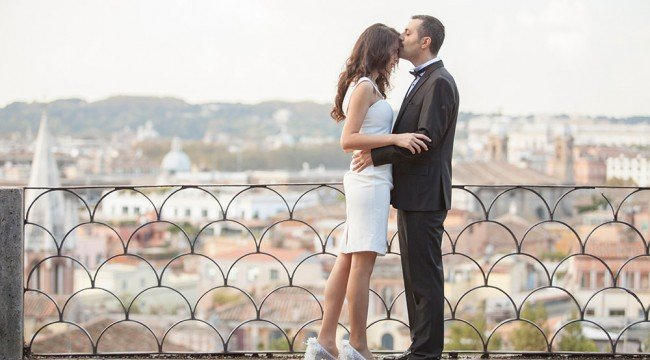 The Best Places To Propose In Rome Tripshooter