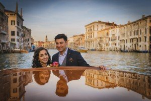 Surprise Marriage Proposal in Venice with a photographer, by TripShooter's Venice photographer Jody Riva