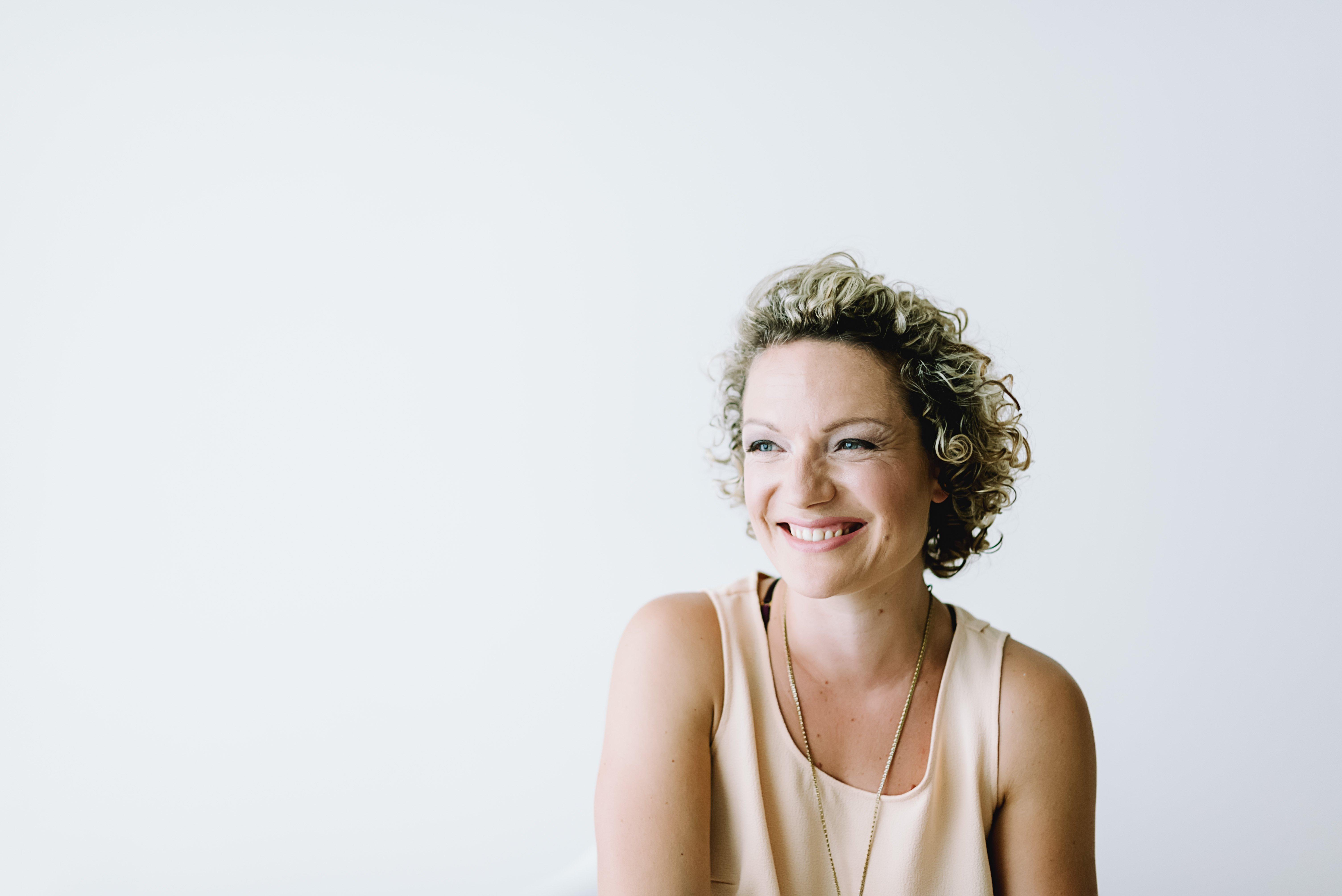 Portrait of Evamaria Kulovits, TripShooter Amsterdam photographer