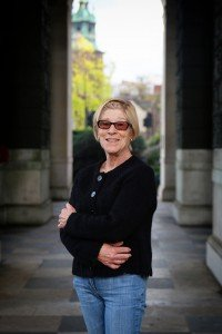 Portrait of woman with glasses on holidays, photo by Shen Balendrew, TripShooter's London photographer
