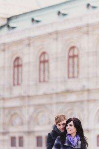 Loveshoot in Austria by TripShooter's Vienna photographer Evamaria Kulovits