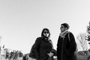Travel women, by TripShooter's photographer in Santiago de Compostela, Bertolino Matteo
