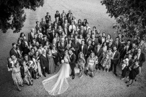 Wedding party by TripShooter Rome photographer Silvia Cleri