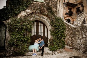 Romantic photoshoot in French Riviera by TripShooter Nice photographer Didier Ours