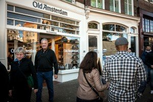 Photograph of shopping in Amsterdam by TripShooter's Amsterdam photographer Adrienne Norman