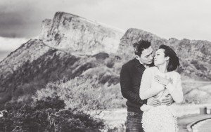 Romantic photoshoot in Scotland, by TripShooter's Edinburgh photographer Sean Bell