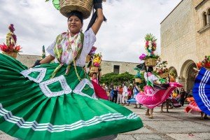 Photo of dancing south american ladies by London photographer Leyla Kazim