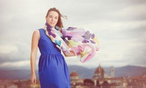 Fashion shoot in Tuscany by TripShooter's Florence photographer Dorin Vasilescu