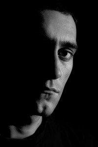 Portrait of Florence photographer Dorin Vasilescu