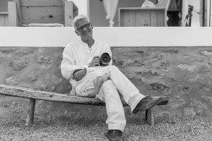 Portrait of TripShooter's Ibiza photographer Tamas Kooning