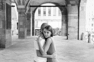 Gorgeous couple fashion photos by TripShooter's photographer in Milan, Alessandro Della Savia