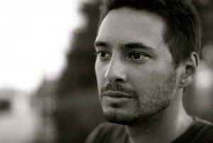 Portrait of Venice photographer Filippo Ciappi