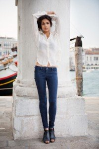 Travel fashion photoshoot in Italy by Venice photographer Filippo Ciappi