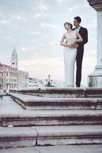 Destination wedding photos in Italy by Venice photographer Filippo Ciappi