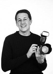 Portrait of TripShooter's Venice photographer Matteo Michelino