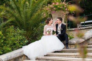 Wedding photos in Vienna, portrait by TripShooter's photographer in Vienna, Maria Harms