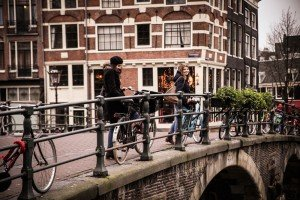 Vacation photos in Amsterdam by TripShooter's Amsterdam photographer Elise-Maria Gherlan