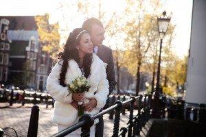 Destination wedding photos in Europe by TripShooter's Photographer in Amsterdam Elise-Maria Gherlan
